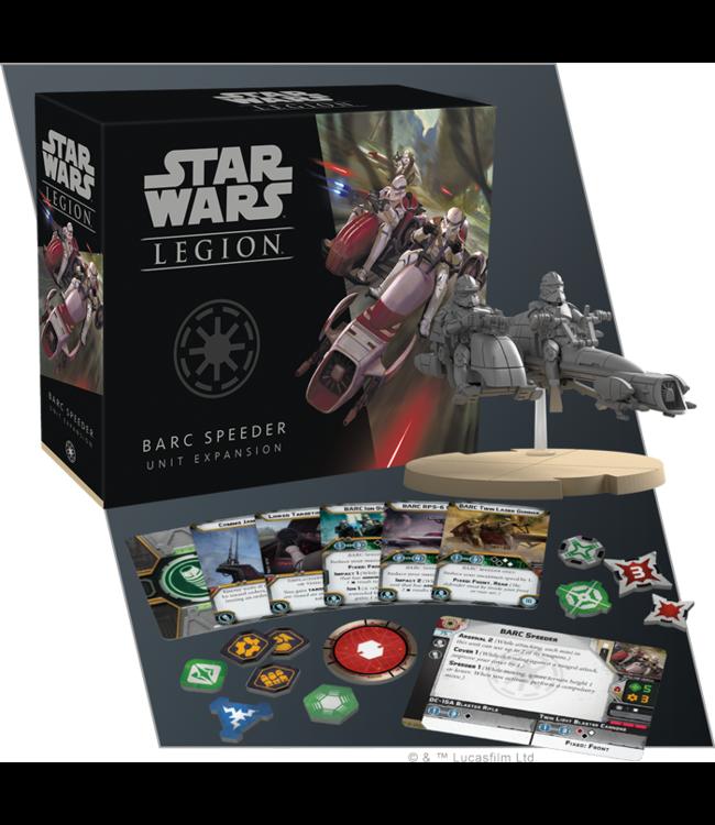 Star Wars Legion BARC Speeder Unit Expansion
