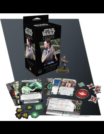 Star Wars Legion Leia Organa Commander: Star Wars: Legion