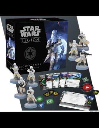 Star Wars Legion Snow Troopers Unit: Star Wars: Legion