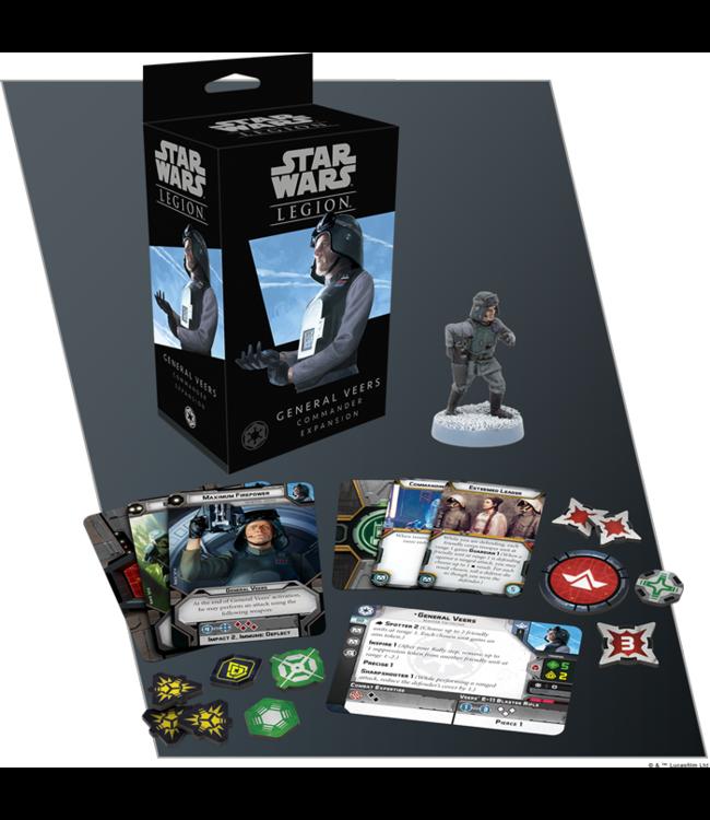 Star Wars Legion General Veers Commander: Star Wars: Legion
