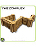 MAD Gaming Terrain City Perimeter Wall T3