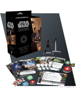 Iden Versio and ID10 Commander Expansion