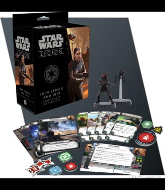 Star Wars Legion Iden Versio and ID10 Commander Expansion