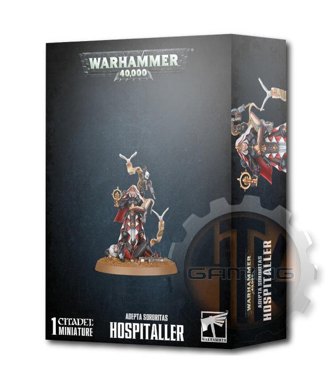 Warhammer 40000 Adepta Sororitas Hospitaller