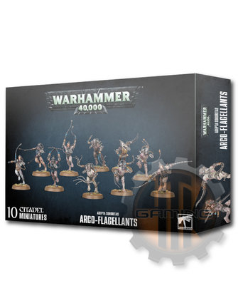 Warhammer 40000 Adepta Sororitas Arco-Flagellants