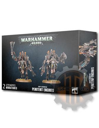 Warhammer 40000 Adepta Sororitas Penitent Engines