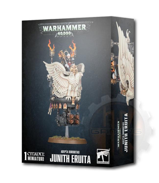 Warhammer 40000 Adepta Sororitas Junith Eruita