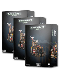 Adepta Sororitas Exorcist Bundle