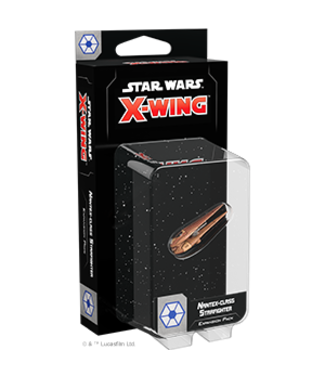 Star Wars X-Wing Nantex-class Starfighter Expansion Pack