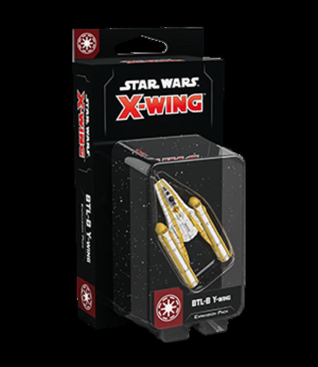 Star Wars X-Wing BTL-B Y-Wing Expansion Pack