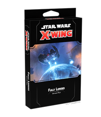 Star Wars X-Wing Fully Loaded Devices Pack