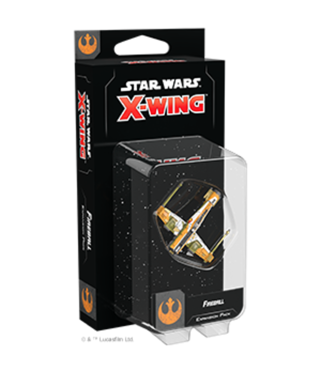 Star Wars X-Wing Fireball Expansion Pack