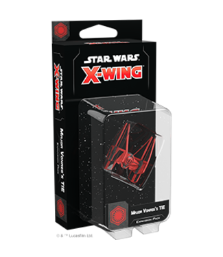 Star Wars X-Wing Major Vonreg's TIE Expansion Pack