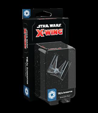 Star Wars X-Wing TIE/in Interceptor Expansion Pack