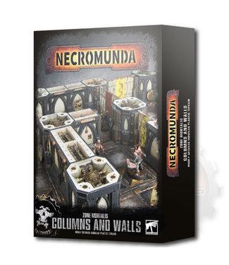 Necromunda Zone Mortalis: Columns & Walls