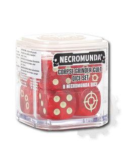 Necromunda: Corpse Grinder Cult Dice Set