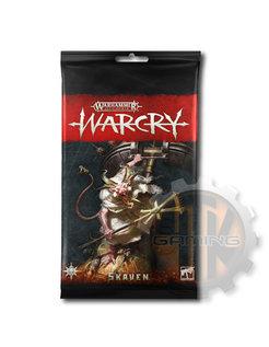 Warcry: Skaven Card Pack