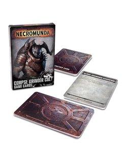 Necromunda: Corpse Grinder Gang Cards