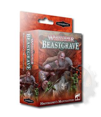 Warhammer Underworlds Whu: Hrothgorn'S Mantrappers