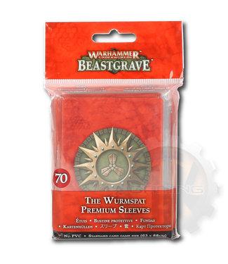 Warhammer Underworlds *Whu: The Wurmspat Premium Sleeves