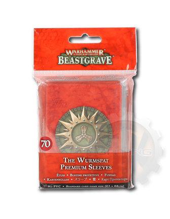Warhammer Underworlds Whu: The Wurmspat Premium Sleeves