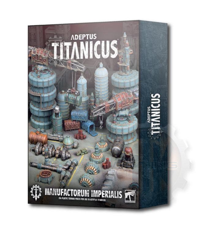 Adeptus Titanicus Adeptus Titanicus: Manufactorum Imperialis