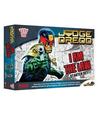 Warlord Judge Dredd Starter Game