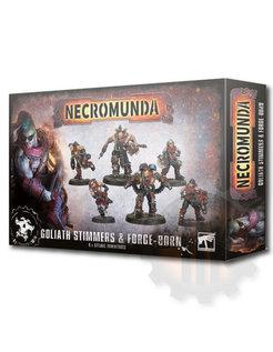Necromunda: Goliath Stimmers & Forgeborn