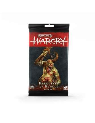 Warcry Warcry: Nurgle Daemons Cards