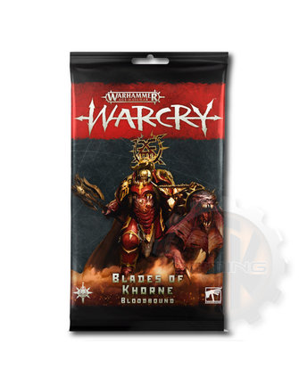 Warcry Warcry: Blades Of Khorne Cards