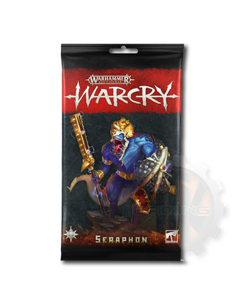 Warcry Warcry: Seraphon Cards