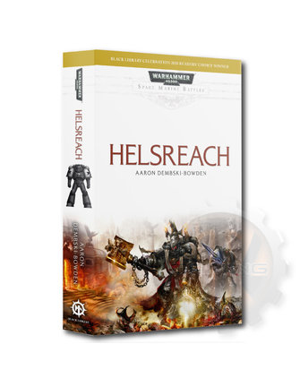 Black Library Helsreach (Pb) (Readers Choice 2020)