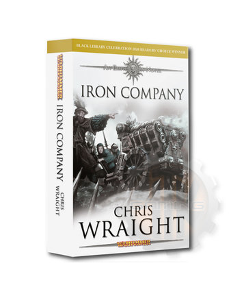 Black Library Iron Company (Pb) (Readers Choice 2020)