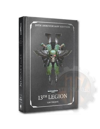 Black Library 13Th Legion (20Th Anniversary Hb Ed.)