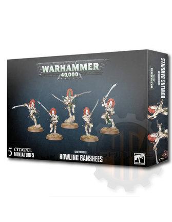 Warhammer 40000 Craftworlds Howling Banshees