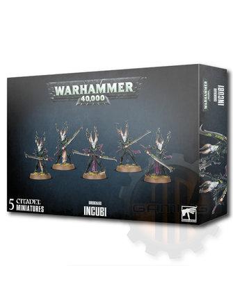 Warhammer 40000 Drukhari Incubi