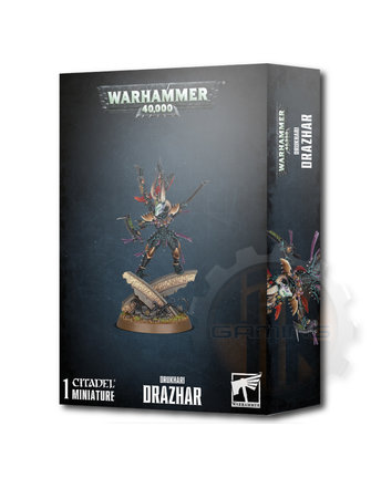 Warhammer 40000 Drukhari Drazhar