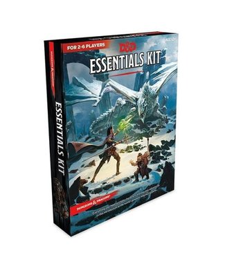 Dungeons & Dragons Dungeons & Dragons RPG Essentials Kit (DDN)