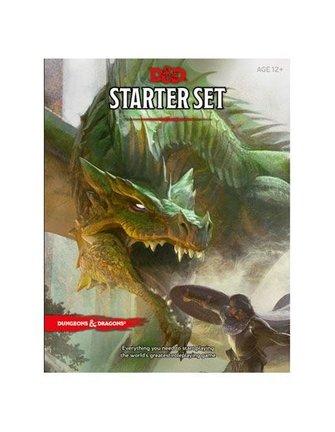 Dungeons & Dragons Dungeons & Dragons RPG Starter Set (DDN)