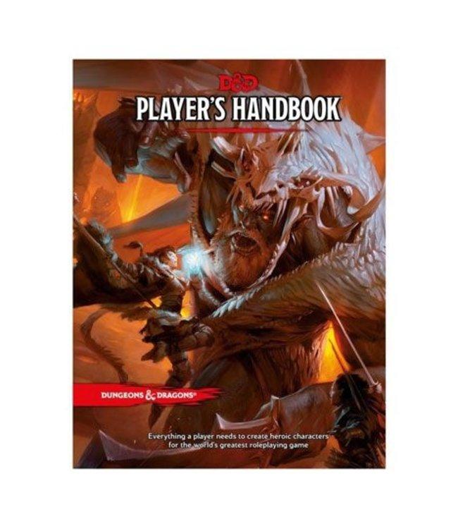 Dungeons & Dragons Dungeons & Dragons Player's Handbook (DDN)
