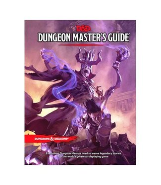 Dungeons & Dragons Dungeons & Dragons Dungeon Master's Guide (DDN)