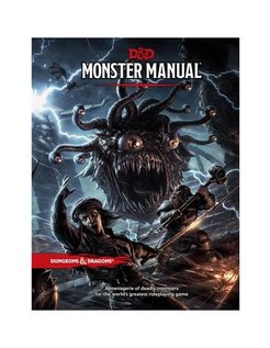 Dungeons & Dragons Monster Manual  (DDN)