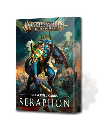 Age Of Sigmar Warscroll Cards: Seraphon