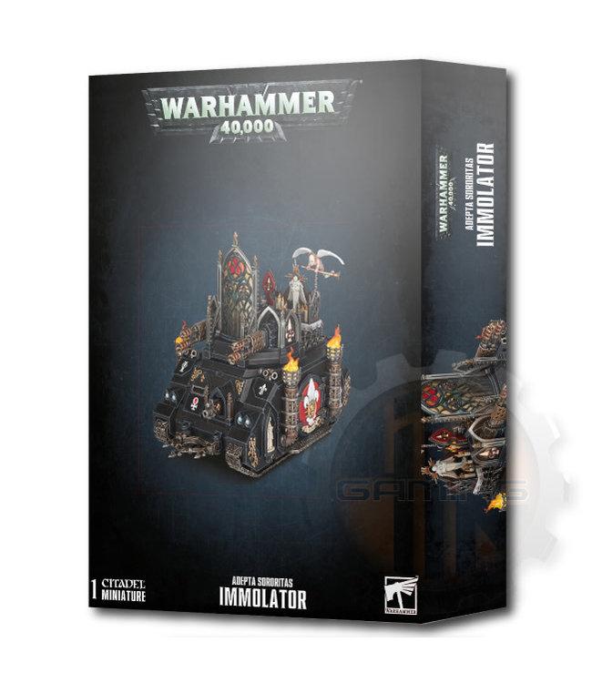 Warhammer 40000 Adepta Sororitas Immolator