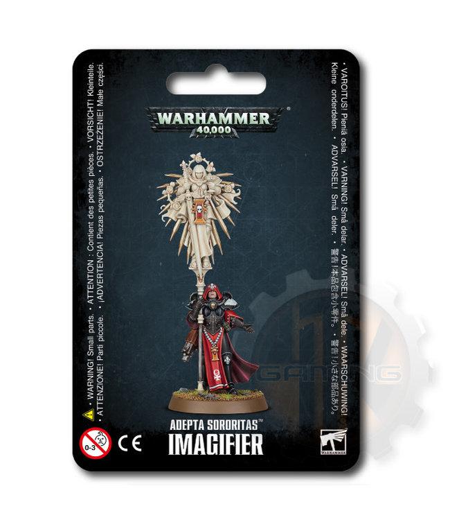 Warhammer 40000 Adepta Sororitas Imagifier