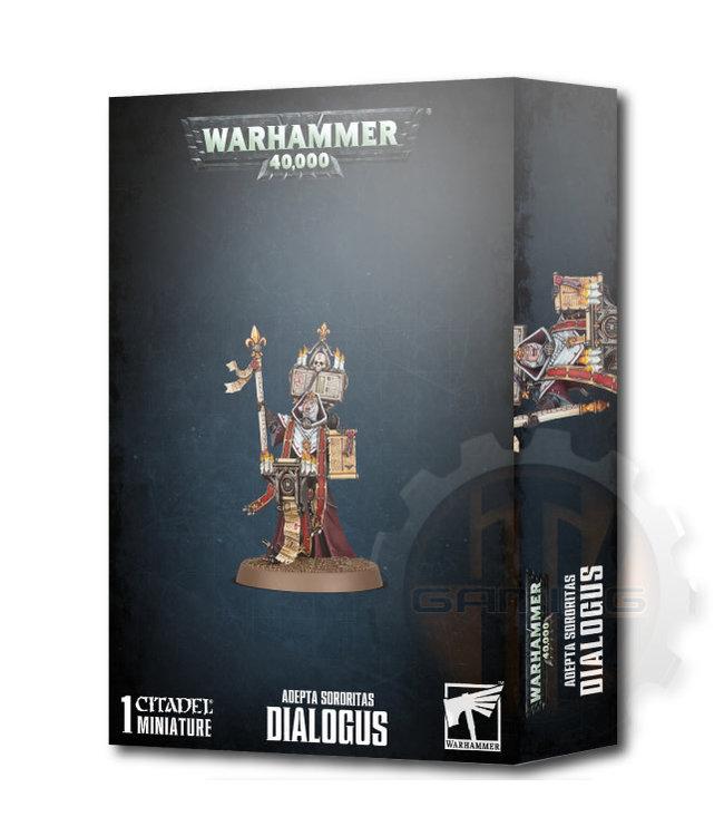 Warhammer 40000 Adepta Sororitas Dialogus
