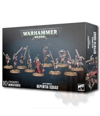 Warhammer 40000 Adepta Sororitas Repentia Squad