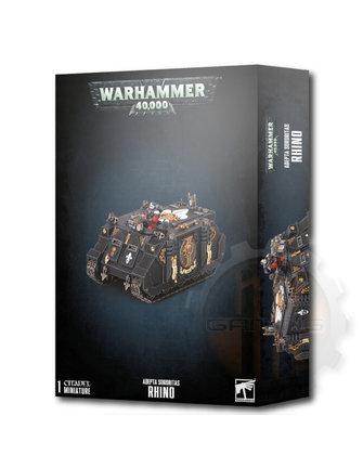 Warhammer 40000 Adepta Sororitas Rhino