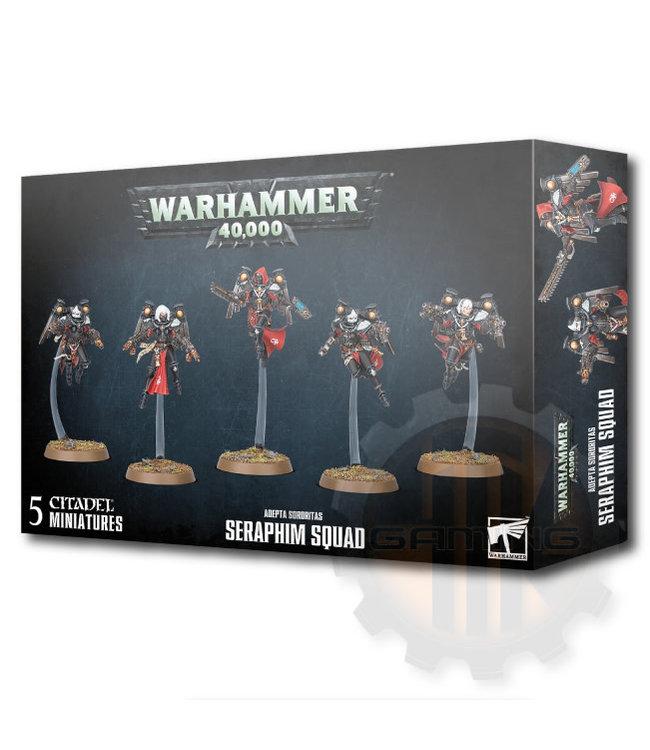 Warhammer 40000 Adepta Sororitas Seraphim Squad