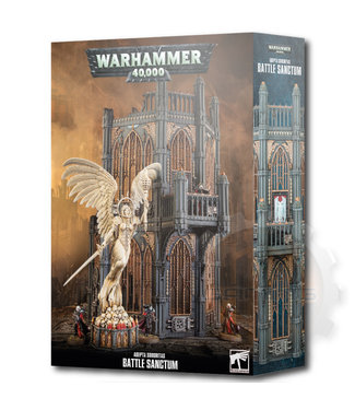 Warhammer 40000 Adepta Sororitas Battle Sanctum